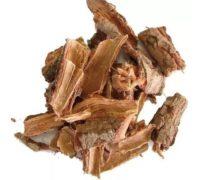 cascas do barbatimão para o óleo do sabonete para candidíase