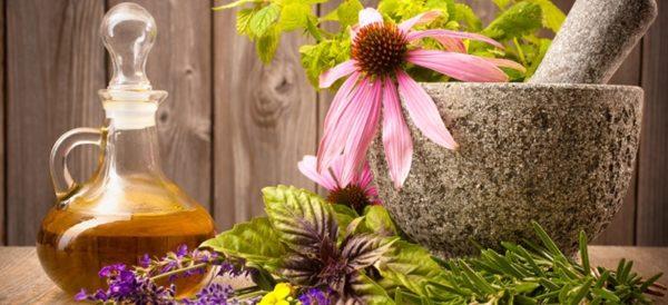 óleos essenciais e fitoterápicos